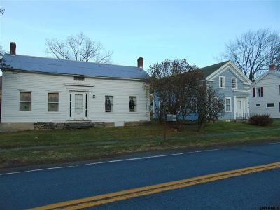 Rensselaer Single Family Home For Sale: 3044-3046 State Rt 145