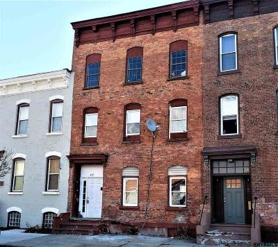 Troy Multi Family Home For Sale: 272 3rd St