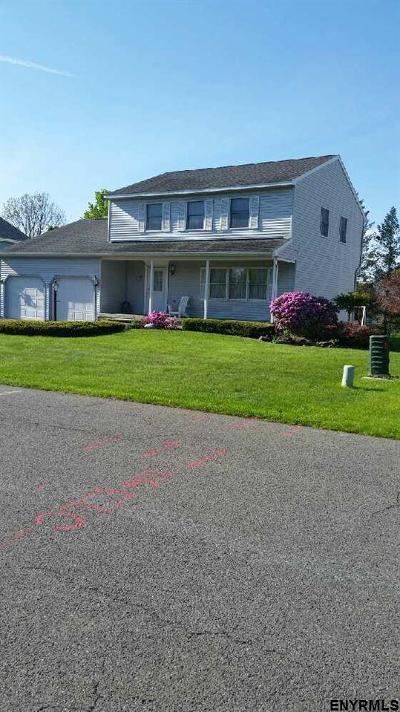 Albany County Single Family Home For Sale: 60 Iroquois Tr