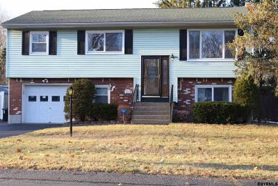 Colonie Single Family Home For Sale: 1 Carnevale Dr