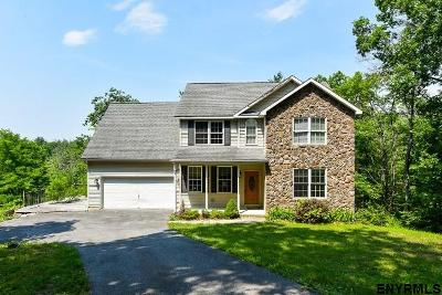 Ballston Spa Single Family Home Back On Market: 675 Eastline Rd