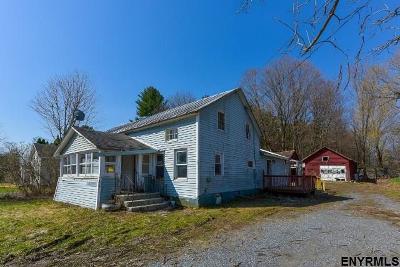 Ballston Spa Single Family Home For Sale: 159 W Milton Rd