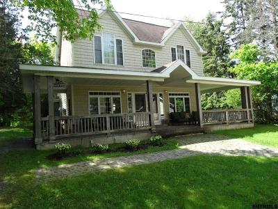 Rensselaer Single Family Home For Sale: 28 South Shore Rd