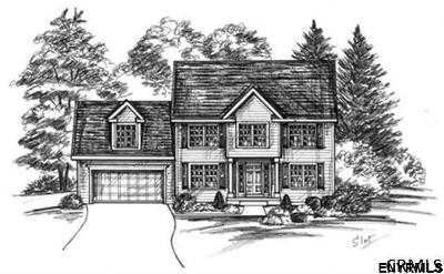 Wilton Single Family Home For Sale: Lot 49 Oldham Pl