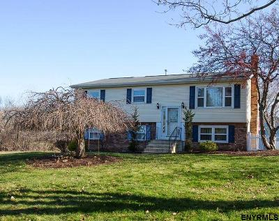 Voorheesville NY Single Family Home For Sale: $269,000