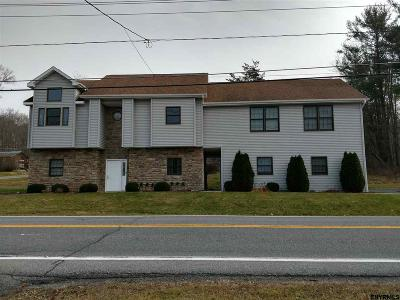 Saratoga Springs Single Family Home For Sale: 1250 Rt 9p