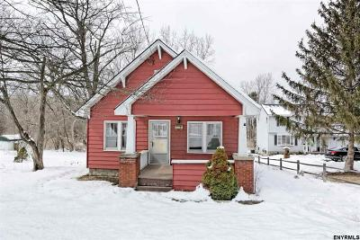 Niskayuna Single Family Home For Sale: 2615 Balltown Rd