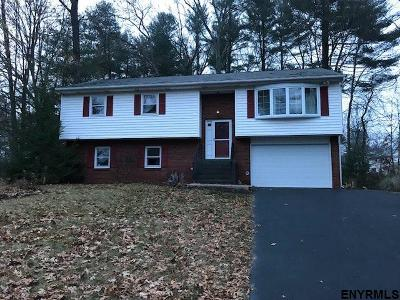 Albany County Single Family Home For Sale: 400 Ridgehill Rd