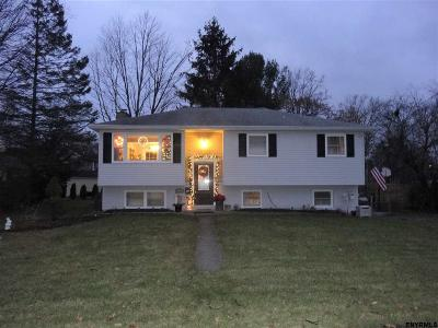 East Greenbush Single Family Home For Sale: 18 Donnelly Dr