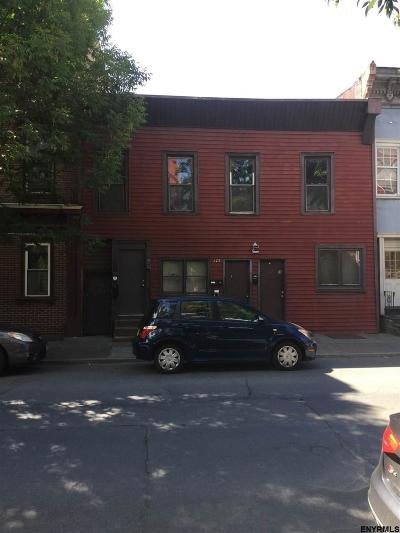 Troy Multi Family Home For Sale: 175 4th St