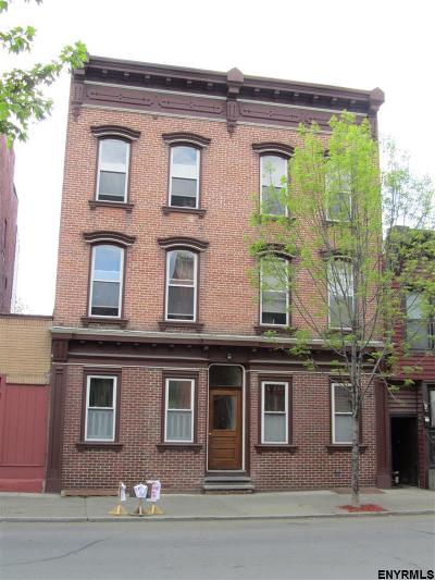 Troy Multi Family Home For Sale: 177 4th St