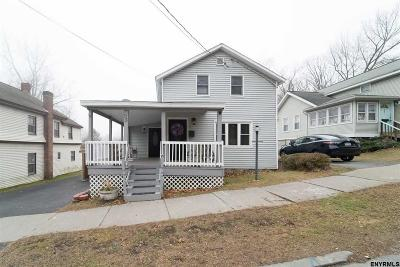 Ballston Spa Single Family Home For Sale: 95 West St
