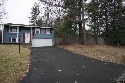 Saratoga Springs Single Family Home Back On Market: 3 Red Oak Tr