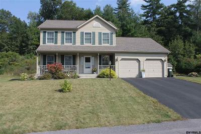 Saratoga Springs Single Family Home For Sale: 16 Clubhouse Ct
