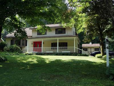 Clifton Park Single Family Home For Sale: 4 Patroon Pl