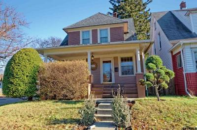Troy Single Family Home For Sale: 850 7th Av