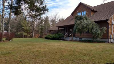 Schenectady County Single Family Home For Sale: 223 Overlook Heights