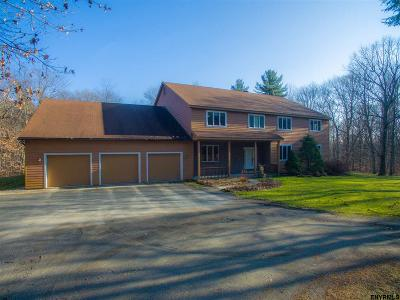 Columbia County Single Family Home For Sale: 170 Shaker Ridge Dr