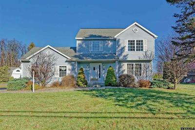 Schenectady County Single Family Home For Sale: 118 Charlton Rd