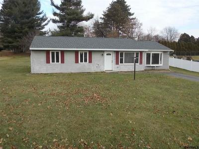 Saratoga County Single Family Home For Sale: 41 Sage Rd
