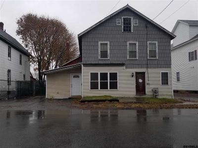 Johnstown Single Family Home For Sale: 8 Water St