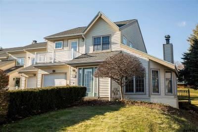 Saratoga County Single Family Home For Sale: 130 Kaydeross Park Rd