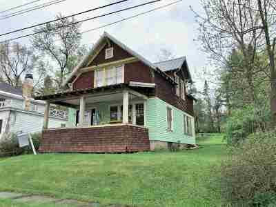Canajoharie Single Family Home For Sale: 21 Highland Pl