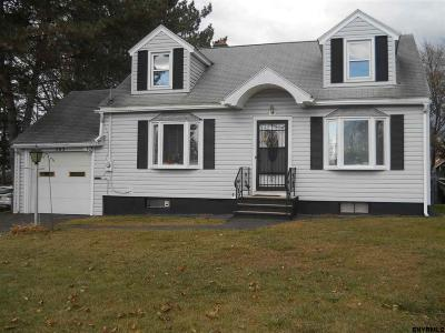 Schenectady Single Family Home New: 305 Elder St