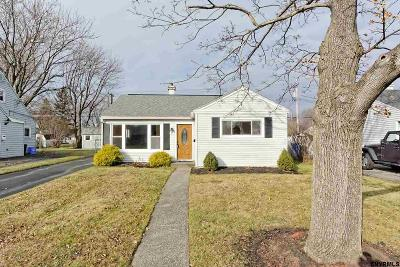 Albany Single Family Home New: 17 Jase Ct