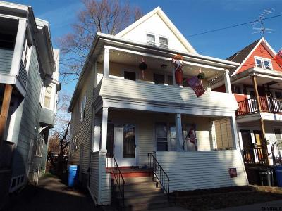 Albany NY Two Family Home For Sale: $249,900