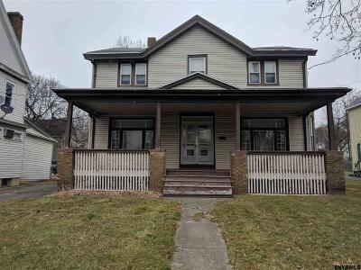 Troy Single Family Home New: 259 Pawling Av