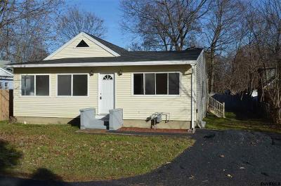 Rensselaer County Single Family Home For Sale: 327 Richfield St