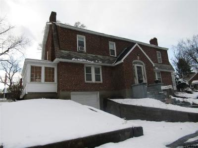 Colonie NY Two Family Home New: $209,800