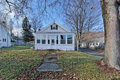 Rensselaer County Single Family Home For Sale: 37 North Main St