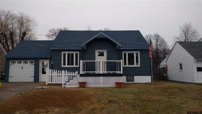 Rotterdam NY Single Family Home Sold: $187,500