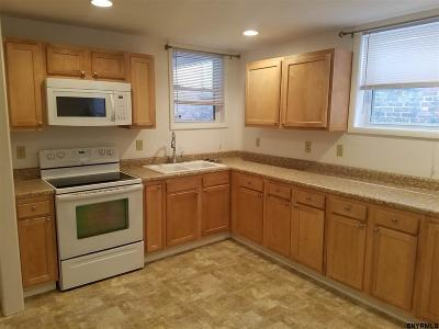 Cohoes Rental For Rent: 137 Rear Remsen St