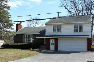 Schenectady County Single Family Home For Sale: 2400 Second Av