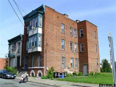 Troy Multi Family Home For Sale: 76 Jay St