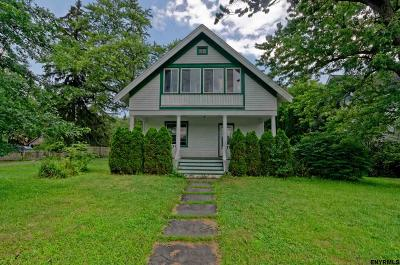 Altamont Single Family Home For Sale: 126 Main St