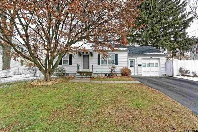 Albany Single Family Home New: 15 Avon Pl