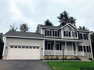 Wilton Single Family Home For Sale: 46 Burnham Rd
