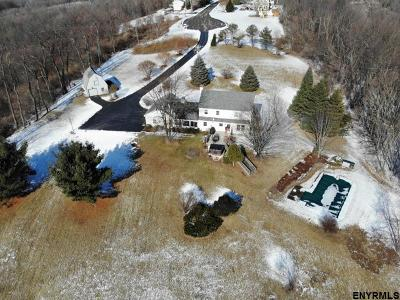 Columbia County Single Family Home For Sale: 74 Chatham Hill Rd