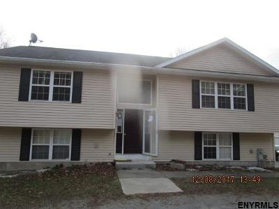 Saratoga County Single Family Home For Sale: 164 North Greenfield Rd