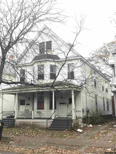 Schenectady Multi Family Home New: 1051-53 University Pl