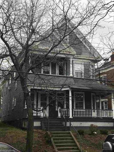 Schenectady Multi Family Home New: 1050-52 University Pl
