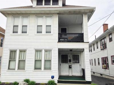 Rensselaer County Rental For Rent: 2369 Burdett Av