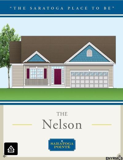 Saratoga County Single Family Home New: 37 Lakepointe Way
