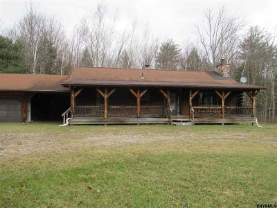 Rensselaer County Single Family Home New: 1008 State Route 43