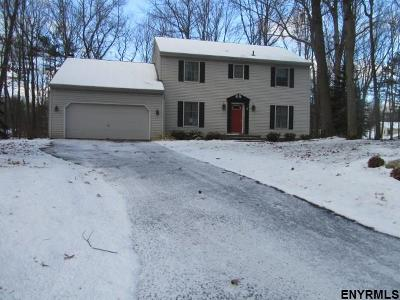 Clifton Park Single Family Home New: 11 Friar Tuck Ct