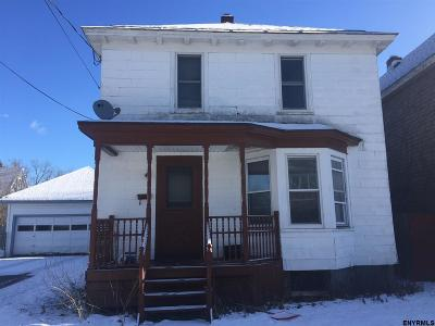 Schenectady County Single Family Home New: 421 Third St